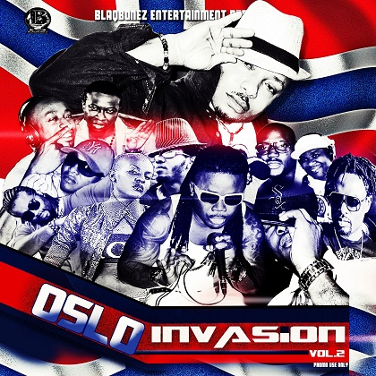 DJ-UNTEE-OSLO-INVASION 2