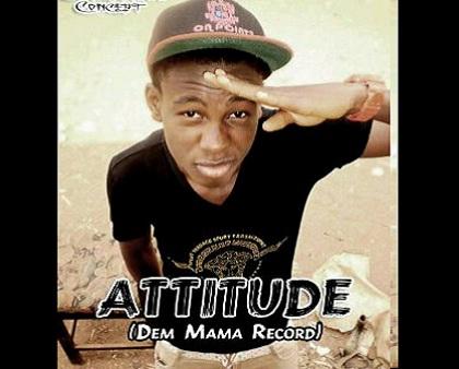 Attitude Azonto Timaya