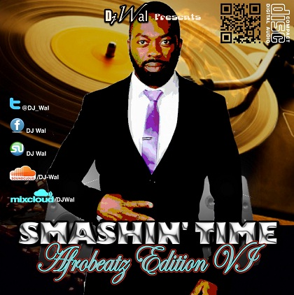 DJ Wal Smashin Time