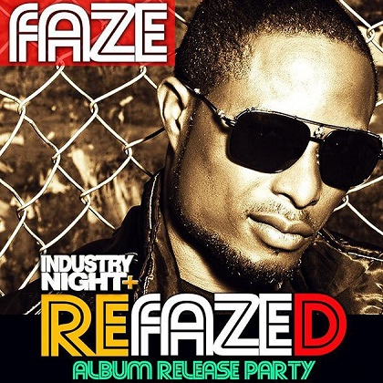Faze Refazed 2face Idibia Blackface