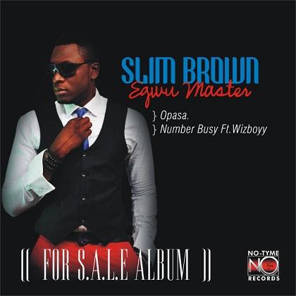 Slim Brown Wizboyy Number Busy