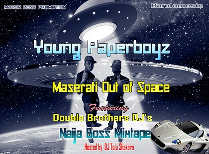 Young Paperboyz Double Brothers DJ's
