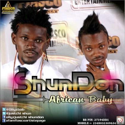 Shun-Don African Baby