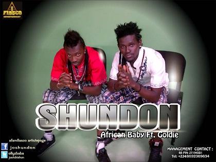 Shun Don Goldie African Baby