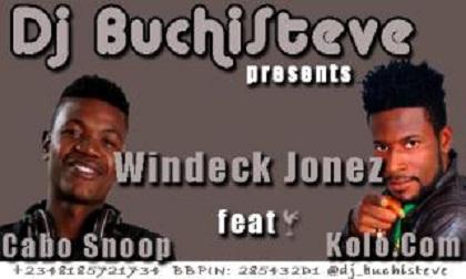 DJ Buchisteve Windeck Jonez Cabo Snoop Kolo