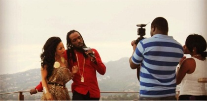 Mavado Karian Sang Take It Music Video