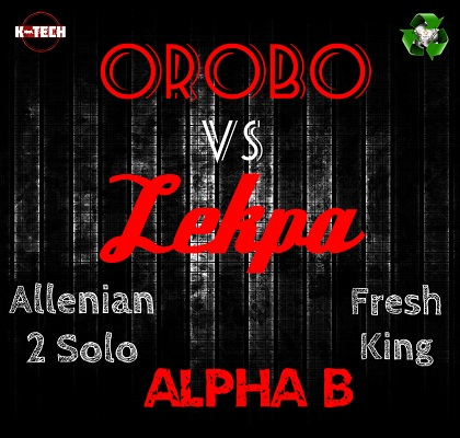 Alpha B Orobo Lekpa Allenian