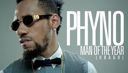 Phyno Man Of The Year Obago