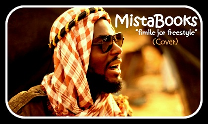 Mista Books Fimile Jor Freestyle