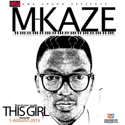 M-Kaze This Girl Kupedekale